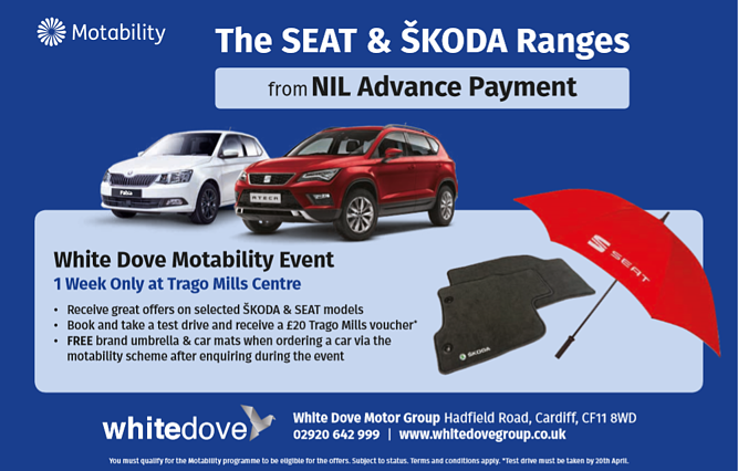 Motability Offers 2019