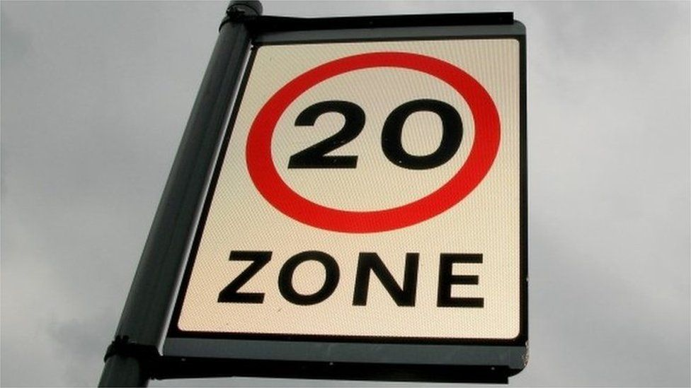 Wales to introduce 20mph speed limit trials