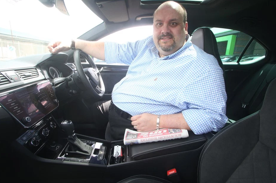 Worst-injured 7/7 survivor gets new adapted ŠKODA thanks to The Sun