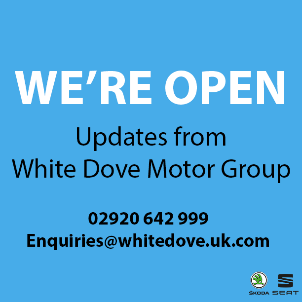White Dove Motor Group: COVID-19 Customer Statement