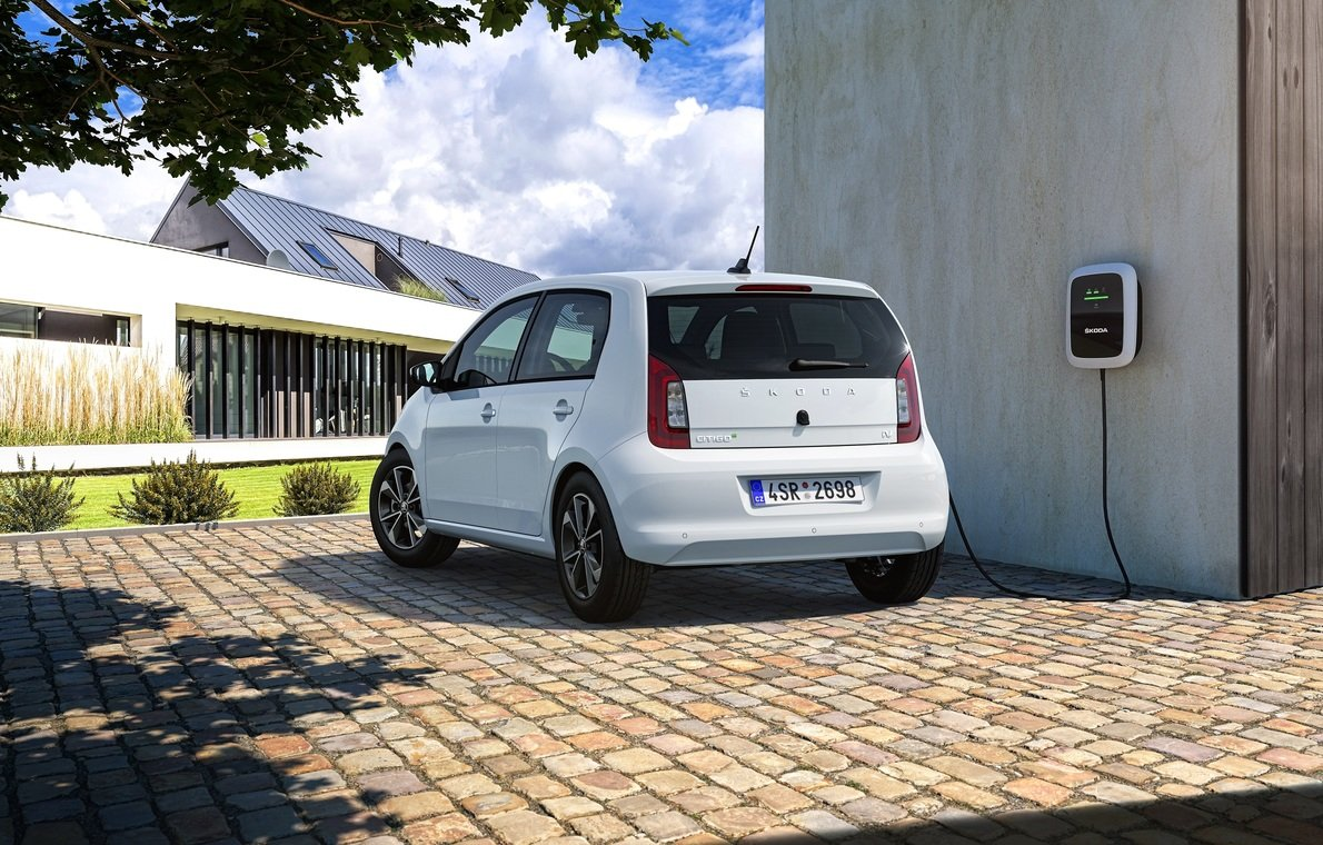 CITIGOe iV: The Beginning of the E-Mobility Era for ŠKODA