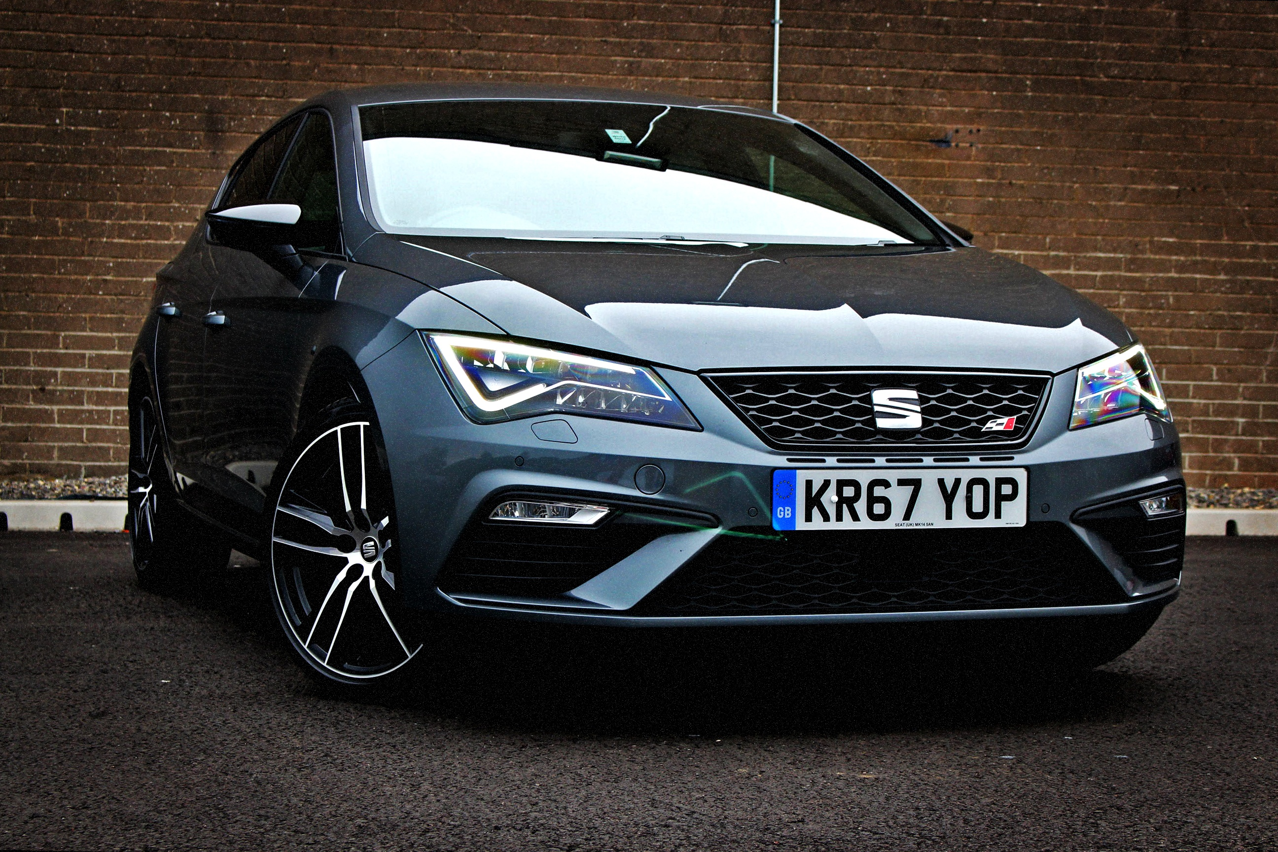 Get your Nearly New CUPRA 300 While you Still Can