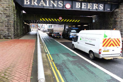 Drivers paid nearly £60m in bus lane fines in 2019