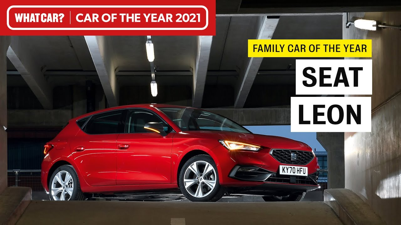 2021 Seat Leon - Whatcar's Family Car of the Year
