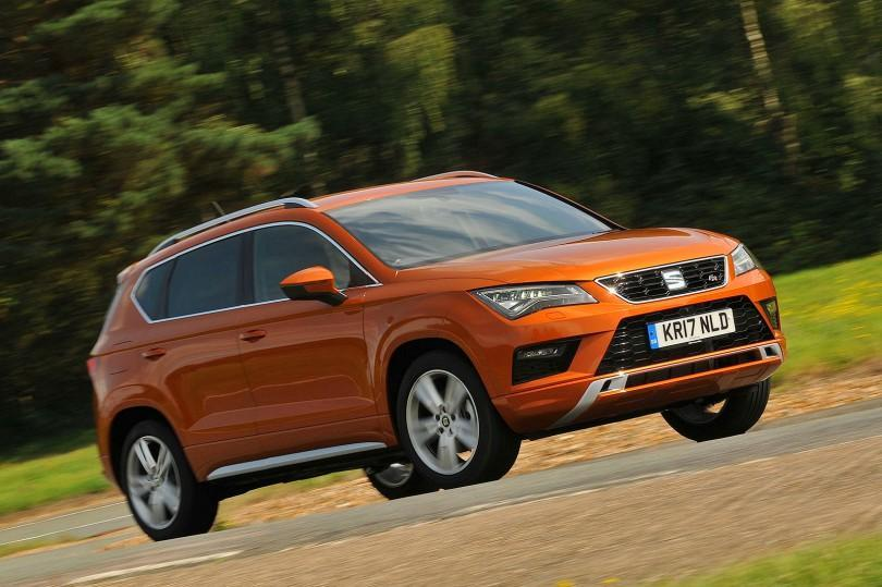 What's The Difference Between A SEAT Ateca & A SEAT Ateca FR?