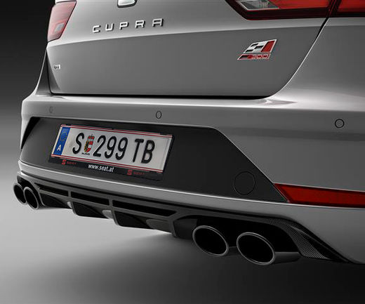 Leon ST CUPRA Carbon Edition – the next limited edition SEAT